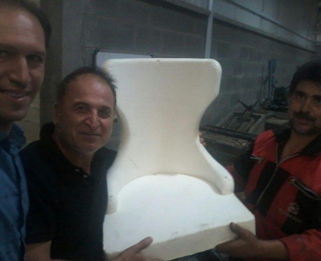 یونیک فوم برترین تولید کننده فوم سرد